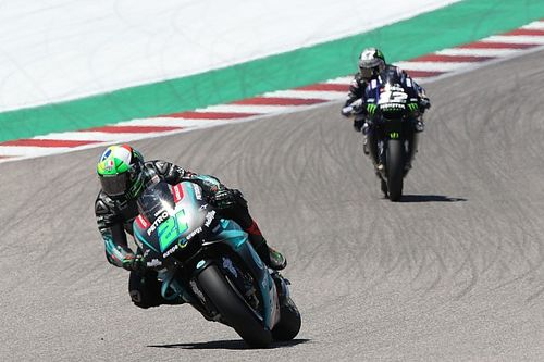 """Rossi admits SRT bikes """"very similar"""" to works Yamahas"""