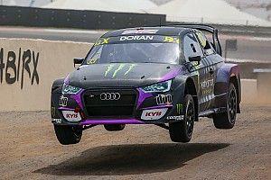 Доран на Audi стал лучшим в субботних квалификациях этапа WRX в Спа