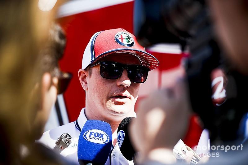 Райкконен спокойно отнесся к шестому результату Alfa Romeo в пятницу
