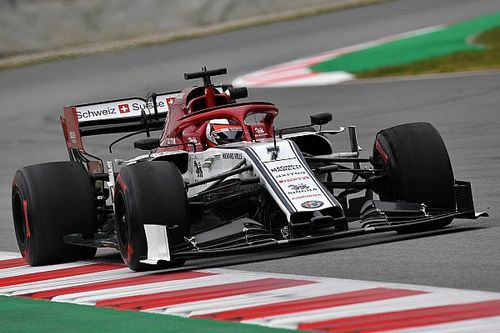 LIVE-Test F1 Barcelona, Tag 4