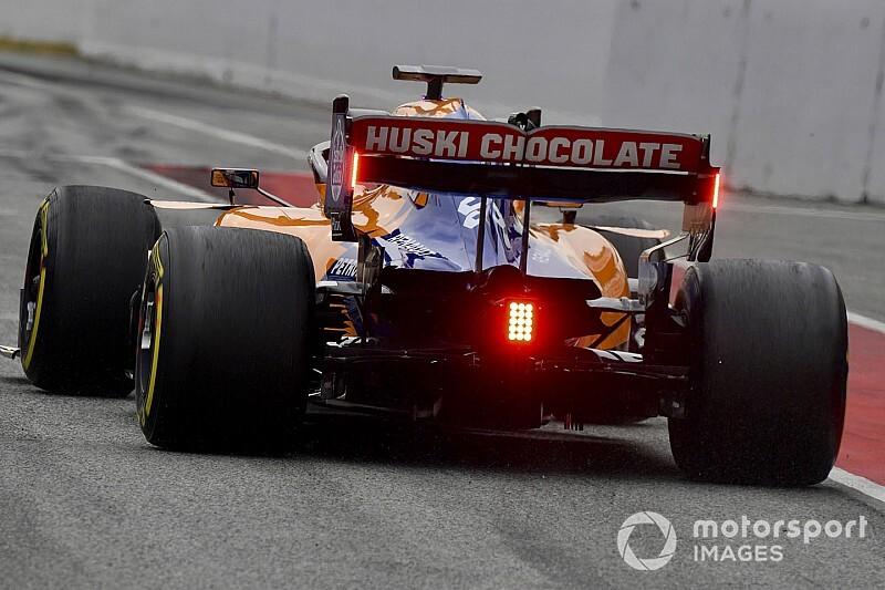 Még keskenyebb lesz hátul a 2020-as F1-es McLaren: pozitív adatok Wokinkgból