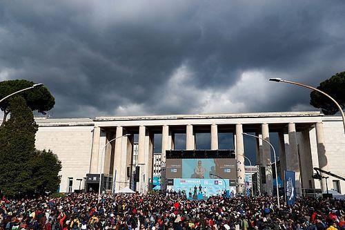 Coronavirus : l'E-Prix de Rome devrait être reporté