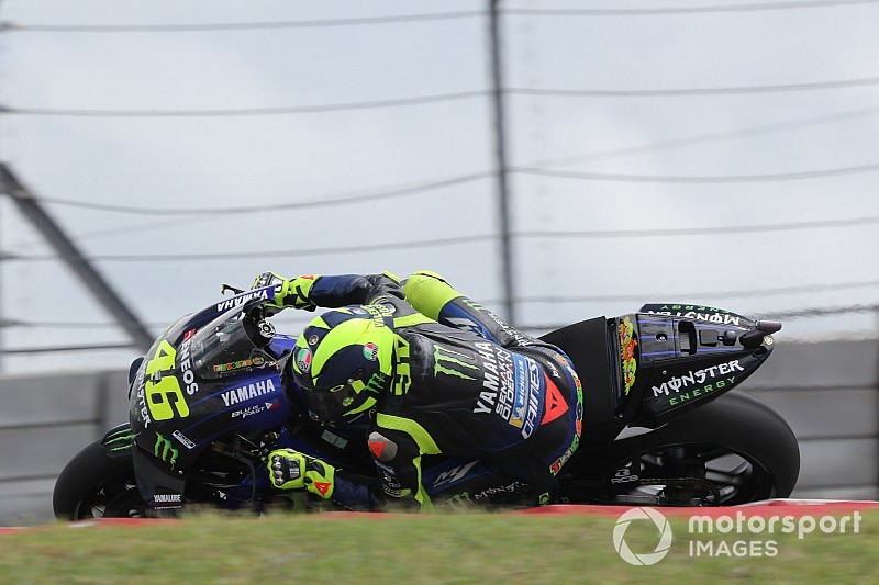 LIVE MotoGP: GP von Amerika, Warm-Up