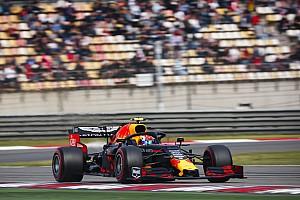 """Red Bull, 2019 için kendisine """"galibiyet hedefi"""" koymuyor"""