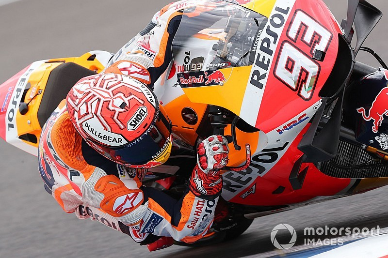 LIVE MotoGP, GP d'Argentine, Warm-up