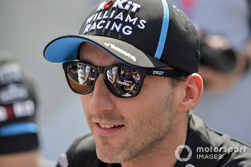 """Kubica punge la Williams: """"Sto facendo il passeggero, non il pilota"""""""