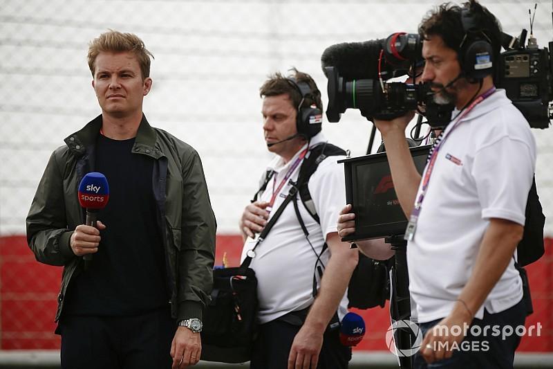 Rosberg: Vettel geçen senekiyle aynı