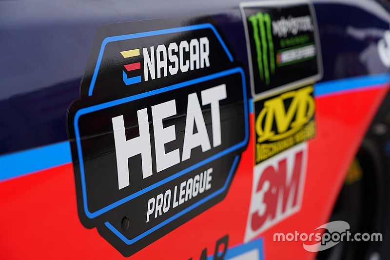eNASCAR Heat Pro League draft is complete