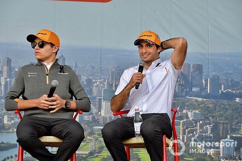 Как McLaren избежать прошлогодних неудач? Отвечает Карлос Сайнс