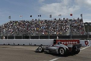 Miles hopes St. Pete IndyCar fans understand lockout