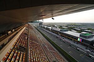 F1 considera GP da China de dois dias em novembro