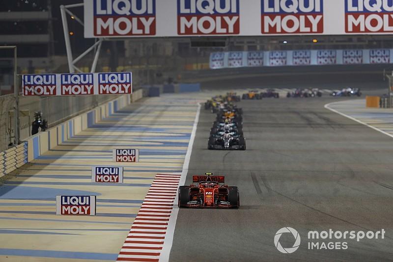 Cinco conclusiones del Gran Premio de Bahréin