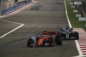 Vettel bantah melintir karena tertekan