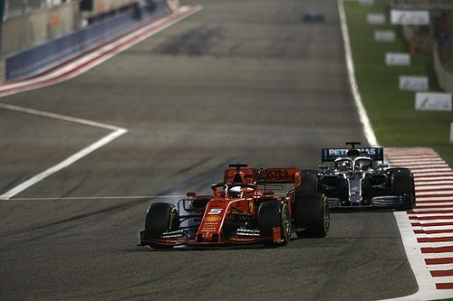 """Vettel: Rodada na briga com Hamilton não teve """"nada a ver com pressão"""""""