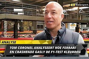 Coronel analyseert: Hoe Gasly en Ferrari de F1-wintertest bepaalden
