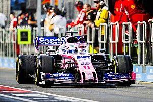 A Racing Point egyelőre nem túl gyors az Ausztrál Nagydíjon