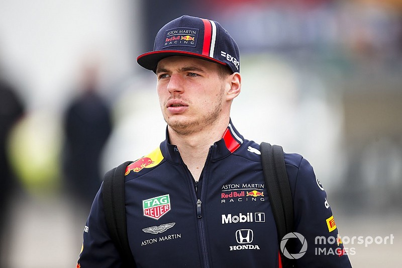"Wolff had ""quite a laugh"" over reports of Verstappen talks"