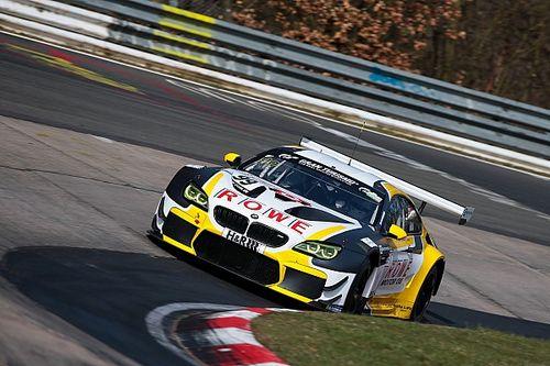 24 uur Nürburgring: ROWE BMW aan kop in ingekorte training