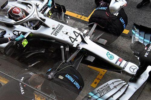 Феттеля удивило количество новинок у Mercedes во второй части тестов
