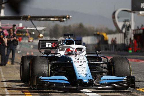 Kubica diz que tempo está se esgotando para principais testes da Williams