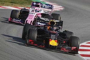 Os números finais dos testes da Fórmula 1 em Barcelona