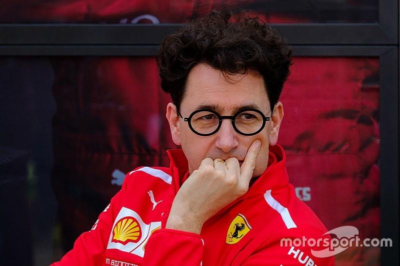 """Binotto: """"Ferrari migliore che a Barcellona. Leclerc ha fatto un weekend bellissimo"""""""