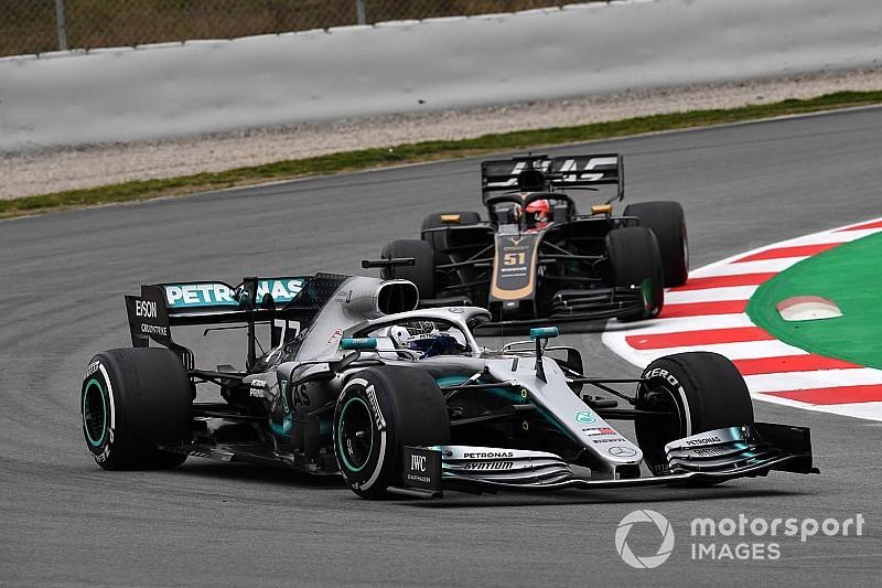 Mercedes necesita solucionar problemas de conducción, dice Bottas