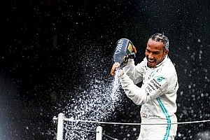 """Button : Le Mexique, """"l'un des meilleurs pilotages"""" de Hamilton"""