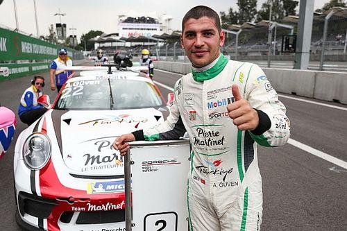 Porsche Mobil1 Supercup: Çaylak Ayhancan şampiyona 2.'si oldu
