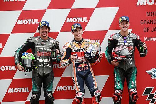 VÍDEO: Confira o grid de largada da etapa do Japão da MotoGP