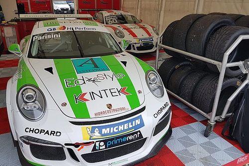Carrera Cup Italia: a Monza pronti per le libere, c'è Malucelli!