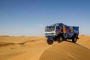 Karginov bekroont totale dominantie van Kamaz in Dakar 2020