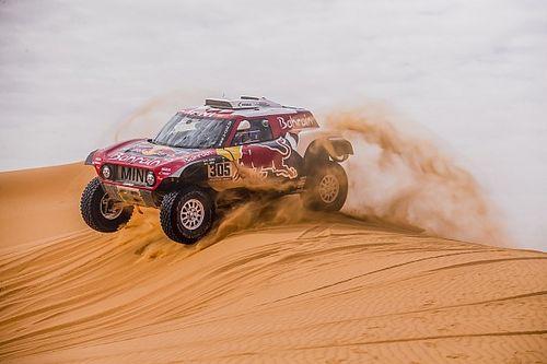 Ufficiale: Sainz e Peterhansel alla Dakar 2021 con MINI X-Raid