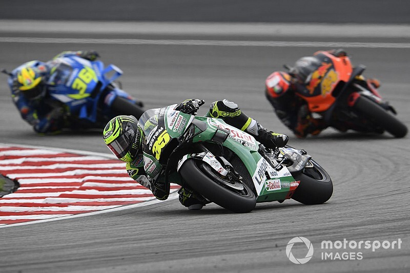 "Crutchlow undone by power loss in ""horrendous"" start"
