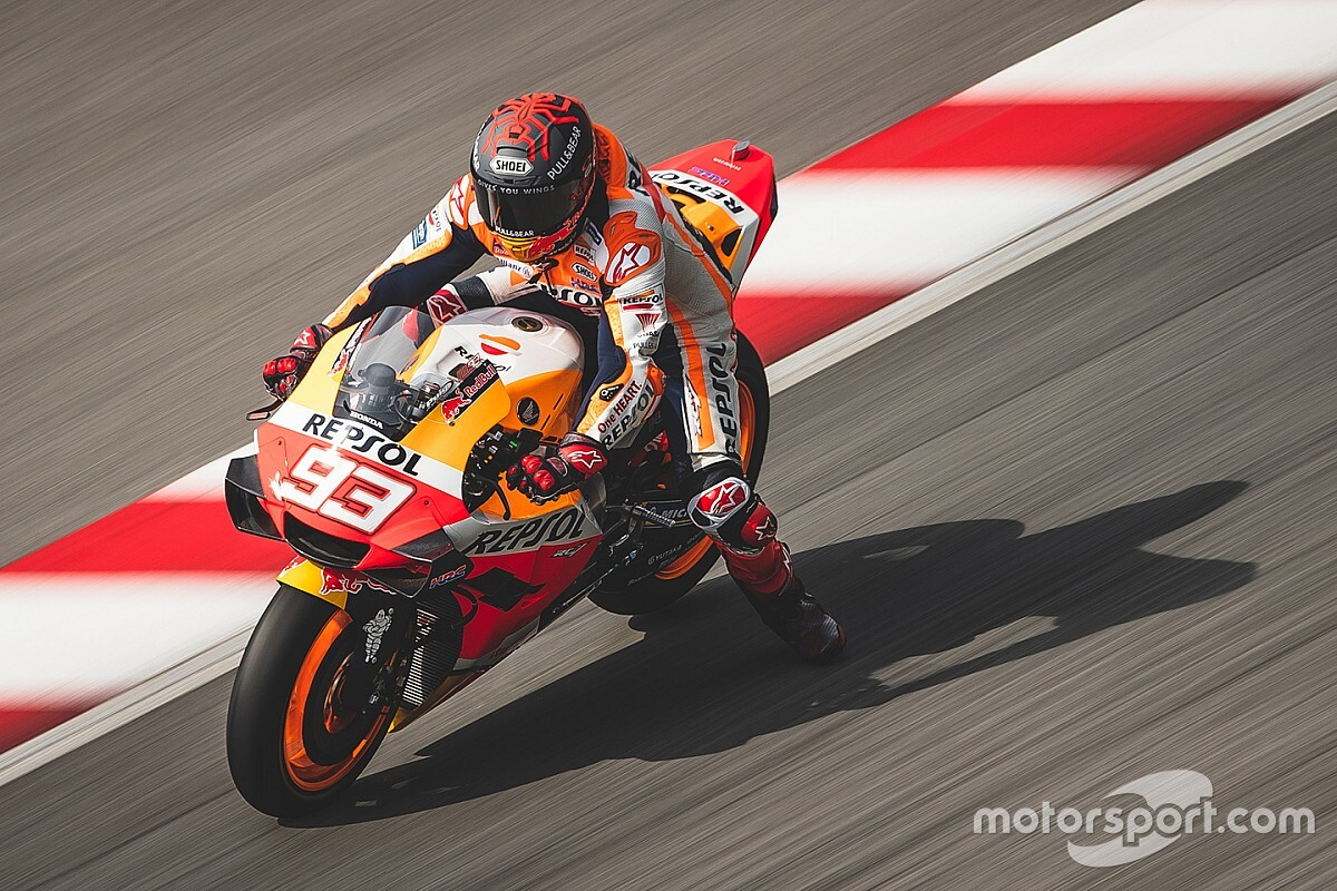 Marqueza bardziej martwi motocykl
