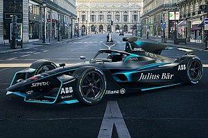 Открытые колеса и плавник: Формула Е обновила свою машину