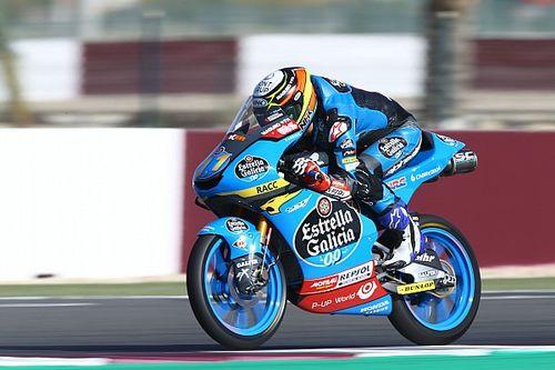 Moto3 in Katar: Sergio Garcia im FT1 Schnellster, Husqvarna auf drei