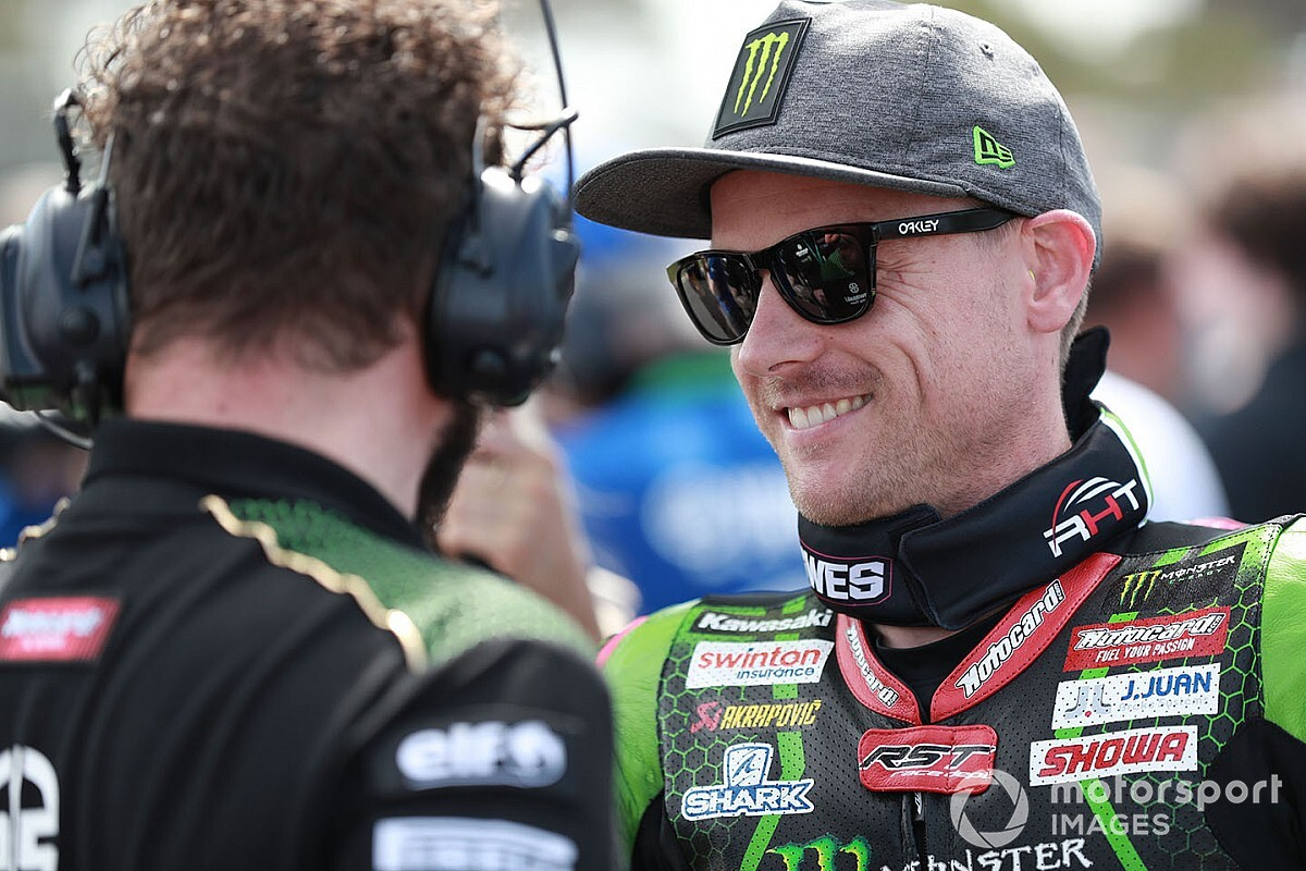 Lowes langer met Kawasaki in WK Superbikes