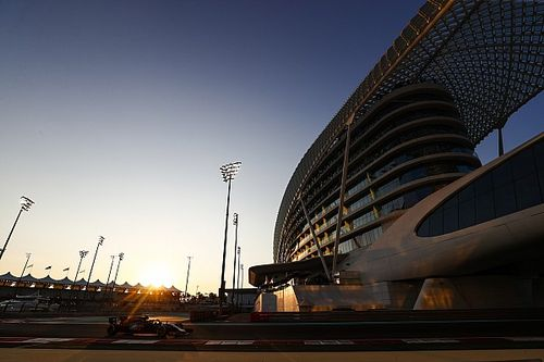 Live: Follow Abu Dhabi GP practice as it happens