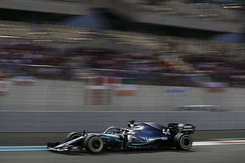 F1アブダビGP決勝:王者ハミルトン貫禄の独走V。フェルスタッペンが2位表彰台