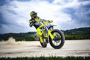 Rossi Ditangani Pelatih Motocross