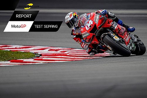 Report Test MotoGP: Yamaha top, Ducati tattica o flop?