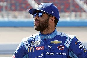 NASCAR star Bubba Wallace opens up on racial injustice