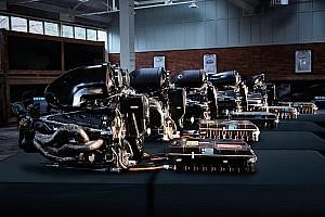 Richards: los motores actuales de F1 son complejos y caros