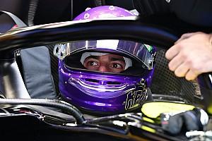 Testupdate 17u: Ricciardo valt stil, Hamilton valt aan