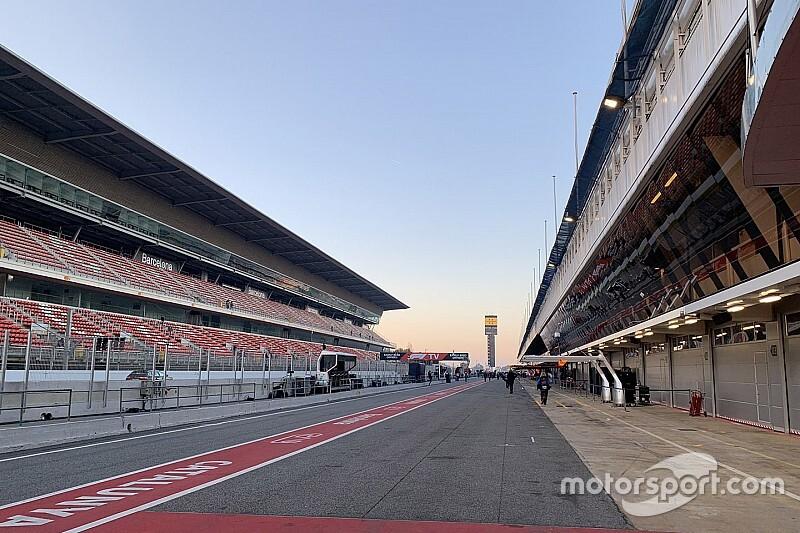 2020年F1季前测试正式开启