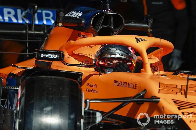 Sainz, 'positivo', a pesar de los 'equipos B'
