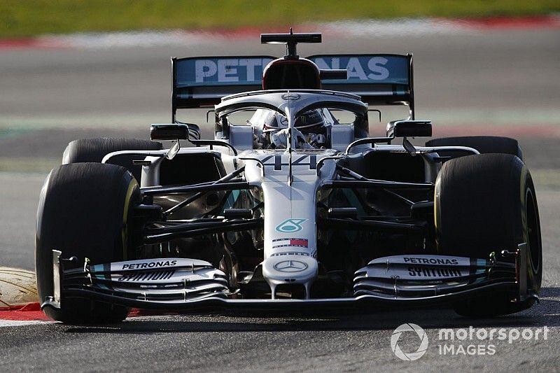 Barcelone, J1 - Mercedes aligne les tours, Ferrari discret