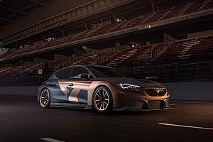 Los nuevos CUPRA León Competición y e-Racer