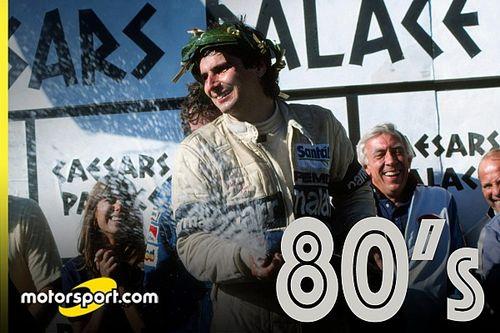 A 80-as évek F1-es világbajnokai